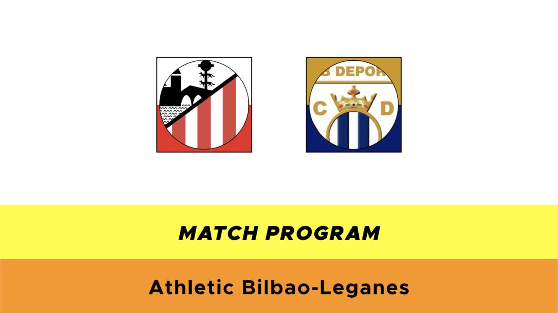 Athletic Bilbao-Leganés probabili formazioni