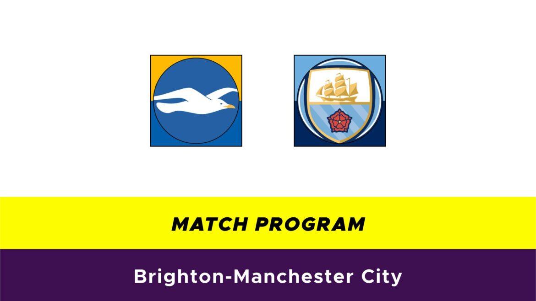 Brighton-Manchester City probabili formazioni