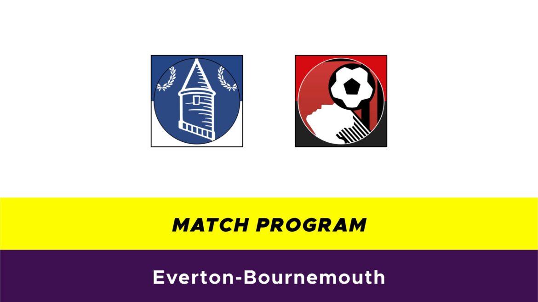 Everton-Bournemouth probabili formazioni