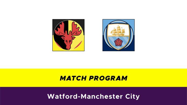Watford-Manchester City probabili formazioni