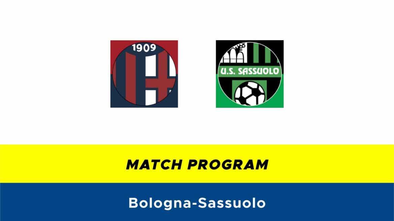 Bologna-Sassuolo probabili formazioni
