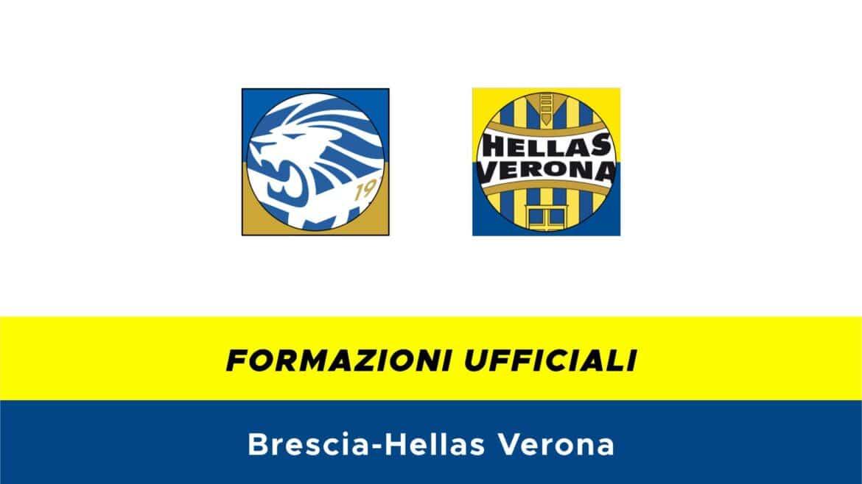 Brescia-Hellas Verona formazioni ufficiali