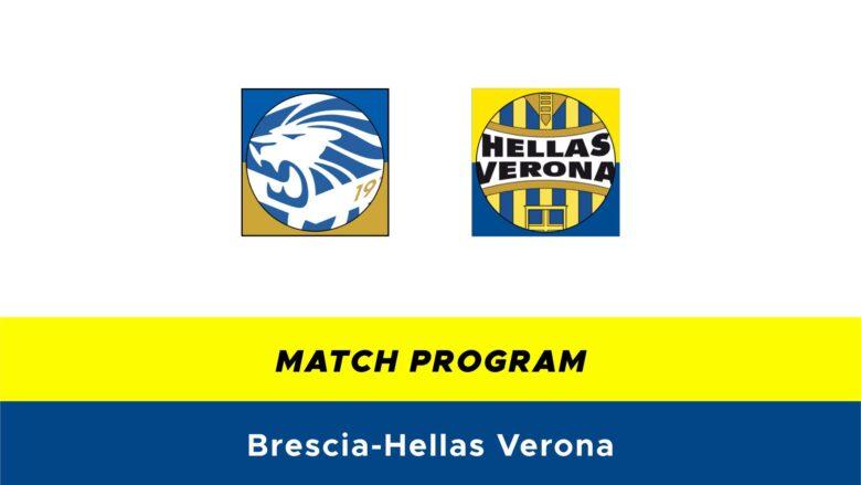 Brescia-Hellas Verona probabili formazioni
