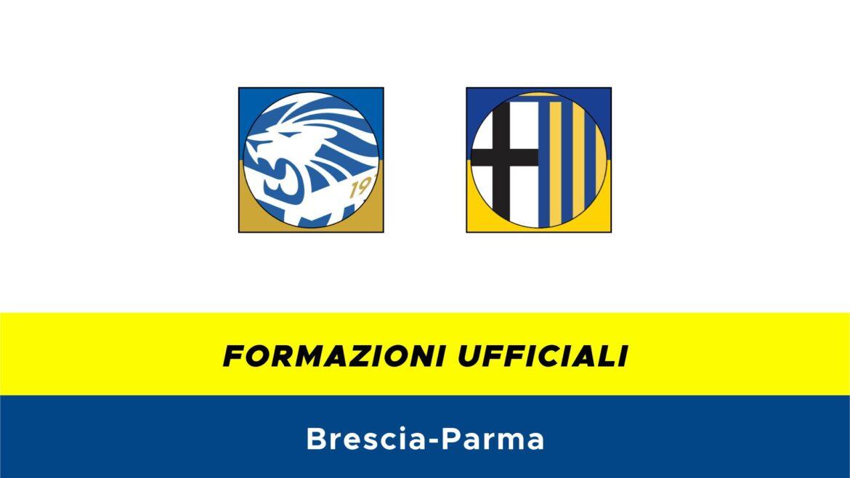 Brescia-Parma formazioni ufficiali