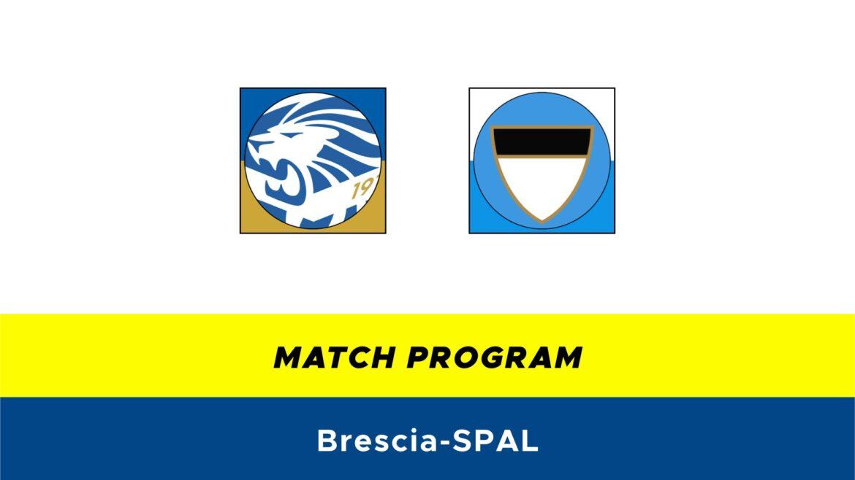 Brescia-SPAL probabili formazioni