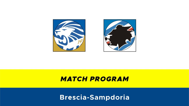 Brescia-Sampdoria probabili formazioni