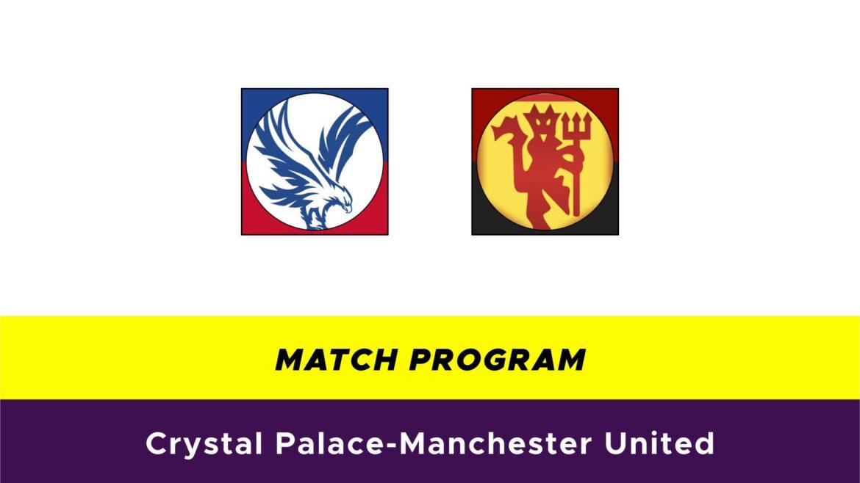 Crystal Palace-Manchester United probabili formazioni