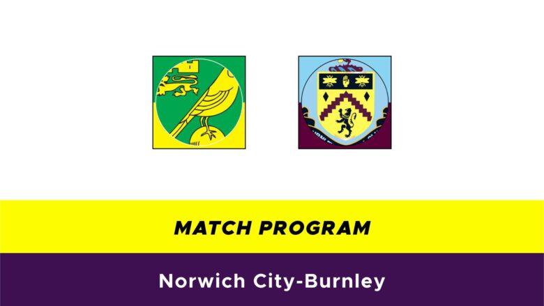Norwich-Burnley probabili formazioni