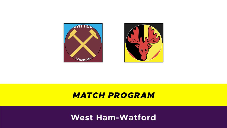 West Ham-Watford probabili formazioni