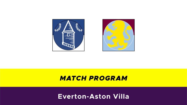 Everton-Aston Villa probabili formazioni