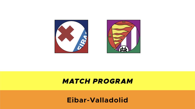 Eibar-Valladolid probabili formazioni
