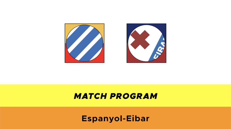 Espanyol-Eibar probabili formazioni