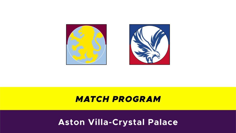 Aston Villa-Crystal Palace probabili formazioni