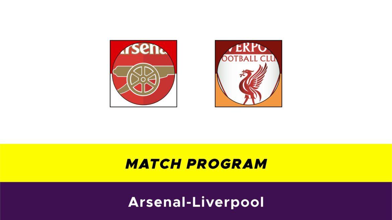 Arsenal-Liverpool probabili formazioni
