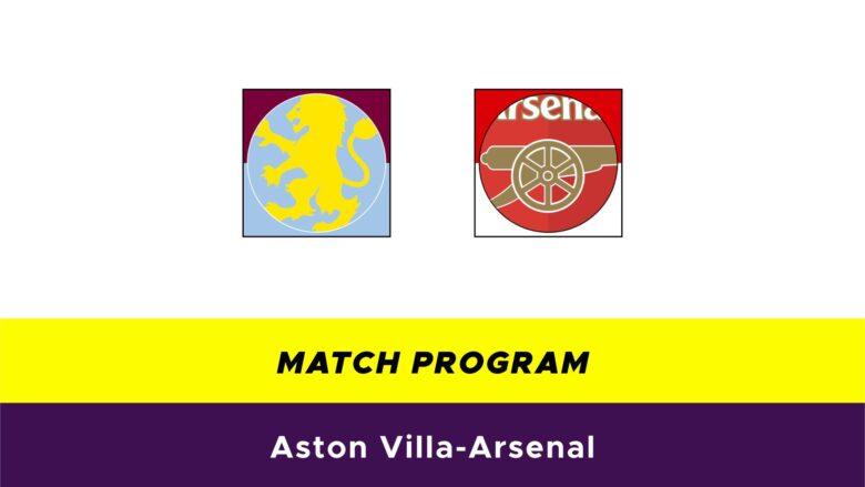 Aston Villa-Arsenal probabili formazioni
