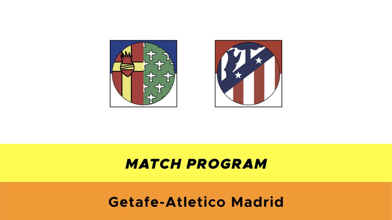 Getafe-Atletico Madrid probabili formazioni