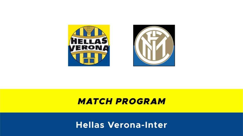 Hellas Verona-Inter probabili formazioni