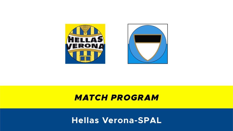 Hellas Verona-SPAL probabili formazioni