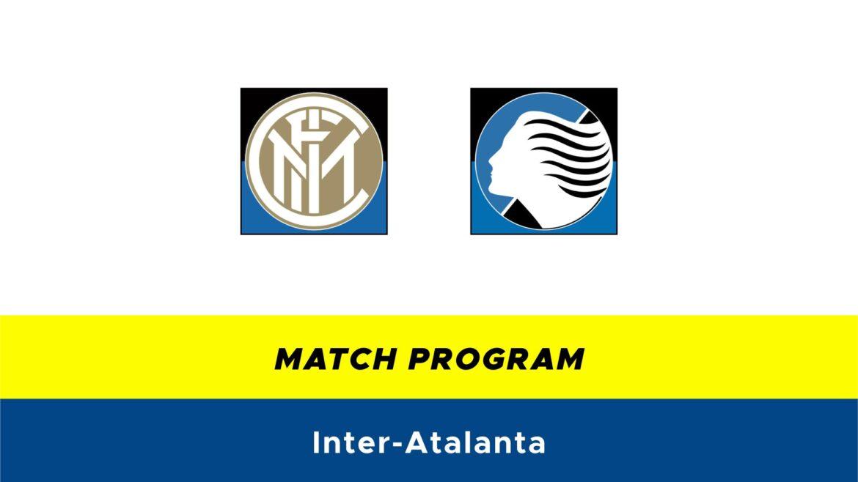 Inter-Atalanta probabili formazioni