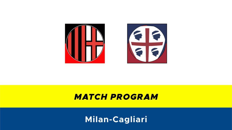 Milan-Cagliari probabili formazioni