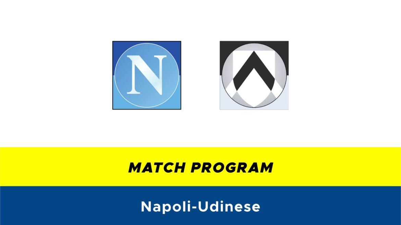 Napoli-Udinese probabili formazioni