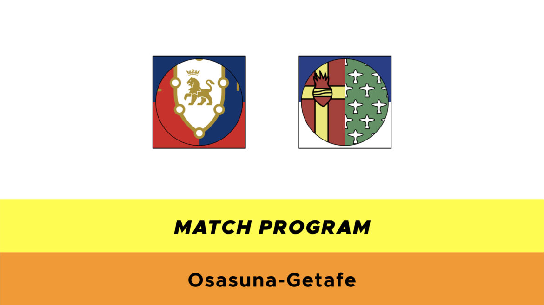 Osasuna-Getafe probabili formazioni