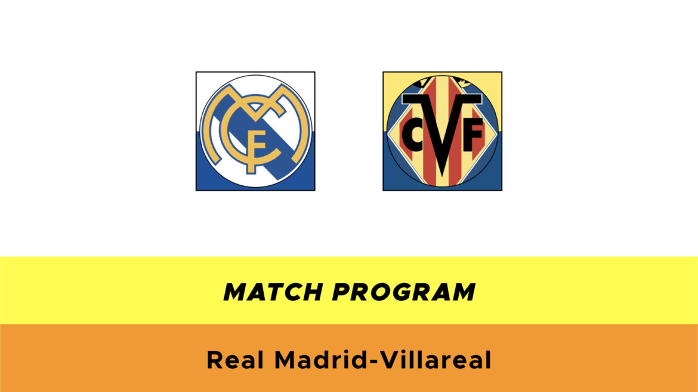 Real Madrid-Villarreal probabili formazioni