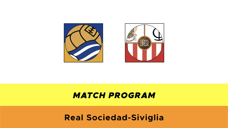 Real Sociedad-Siviglia probabili formazioni