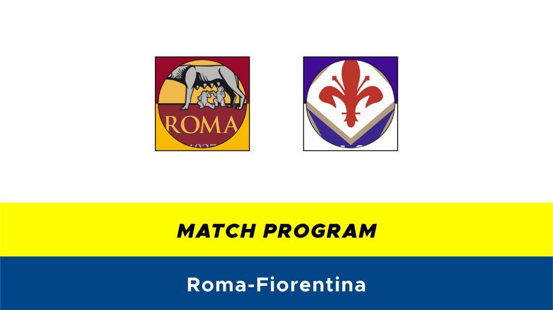 Roma-Fiorentina probabilli formazioni