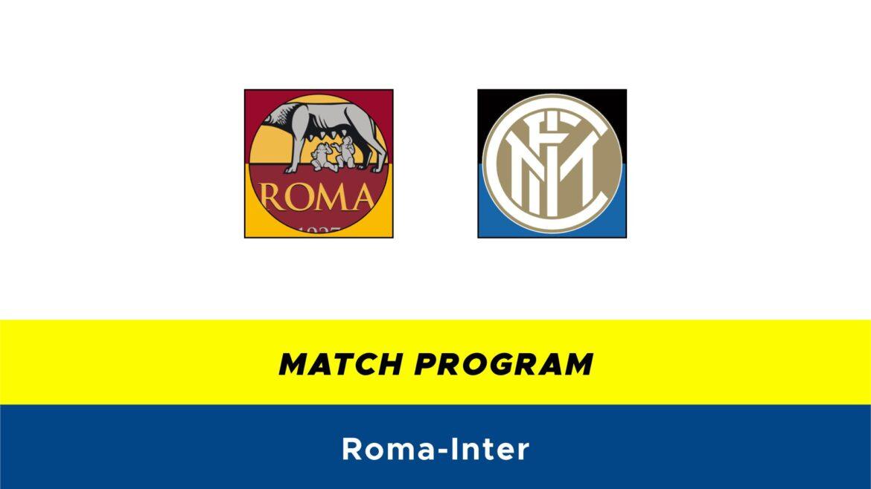 Roma-Inter probabili formazioni