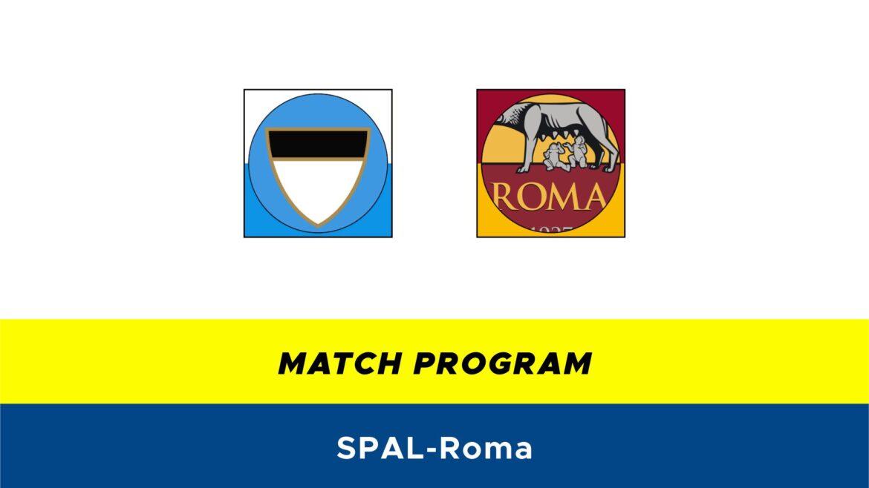SPAL-Roma probabili formazioni