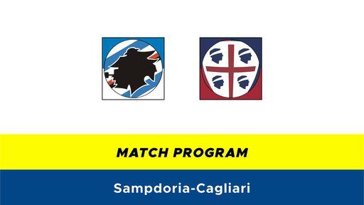 Sampdoria-Cagliari probabili formazioni