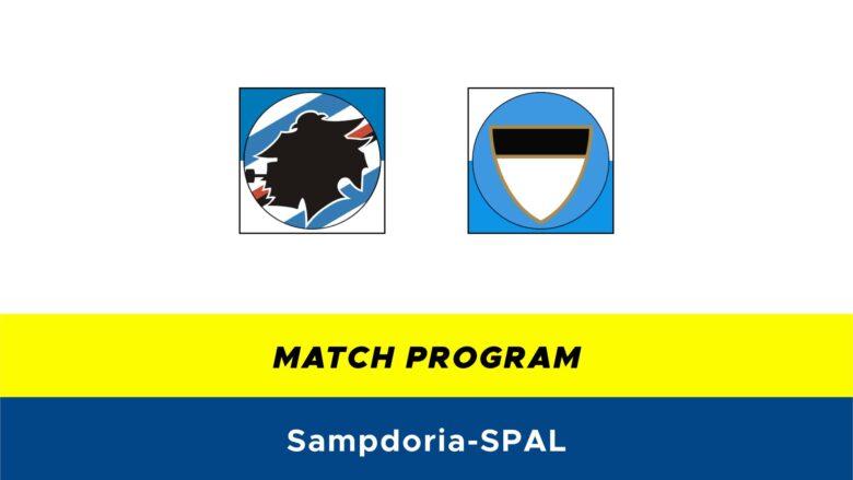 Sampdoria-SPAL probabili formazioni