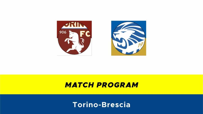 Torino-Brescia probabili formazioni