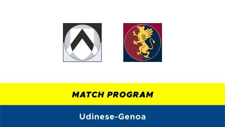 Udinese-Genoa probabili formazioni