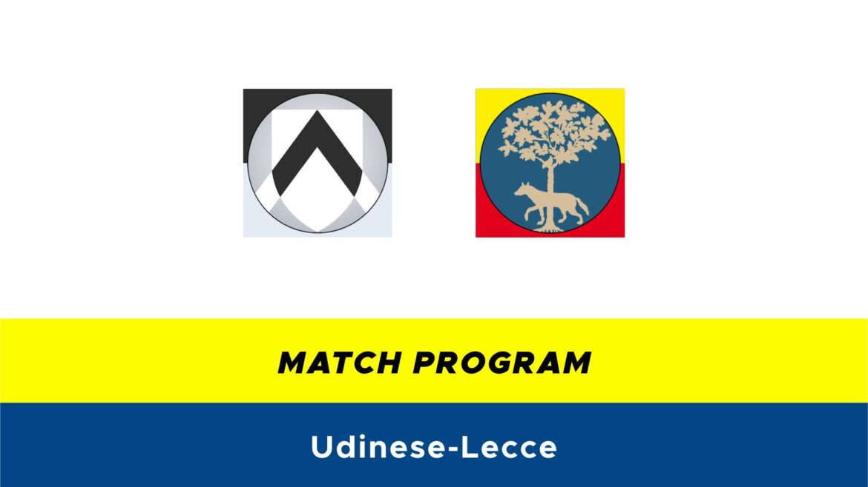 Udinese-Lecce probabili formazioni