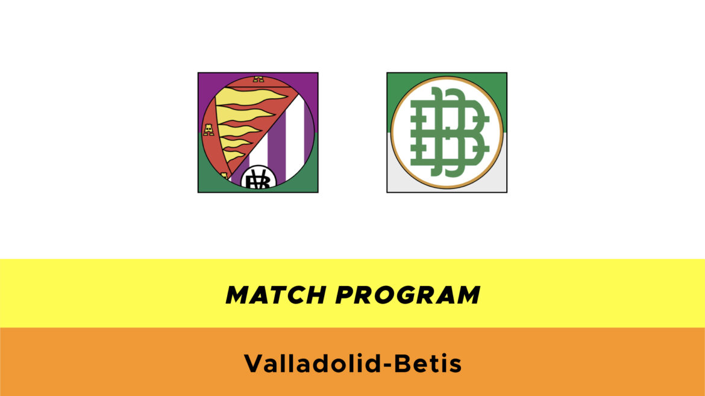 Valladolid-Betis probabili formazioni
