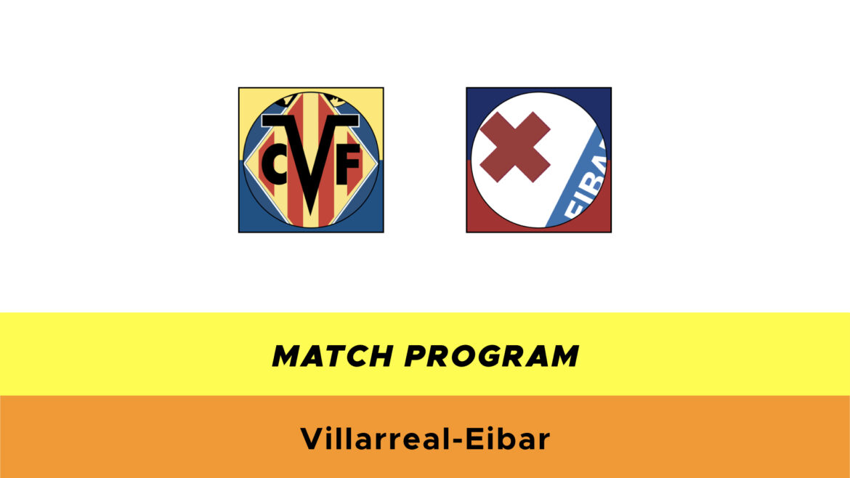 Villareal-Eibar probabili formazioni