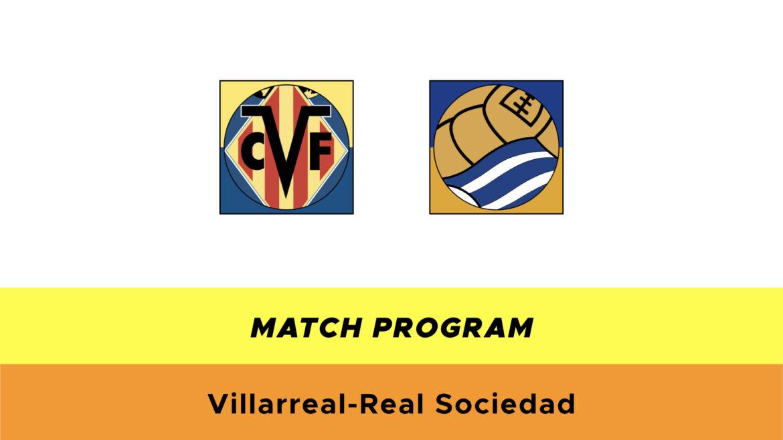 Villarreal-Real Sociedad probabili formazioni