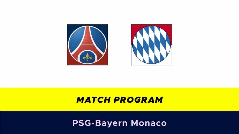 PSG-Bayern Monaco probabili formazioni