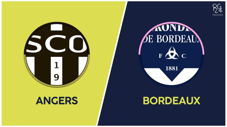 Angers-Bordeaux: formazioni ufficiali