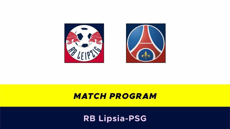 Lipsia-PSG probabili formazioni