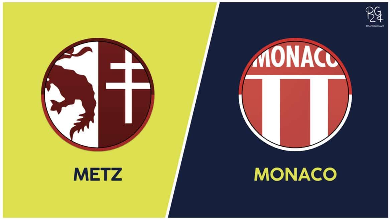 Metz-Monaco: formazioni ufficiali