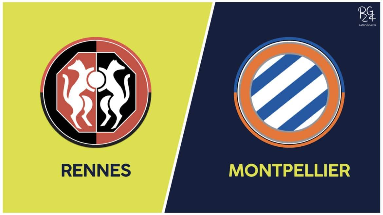 Rennes-Montpellier: formazioni ufficiali
