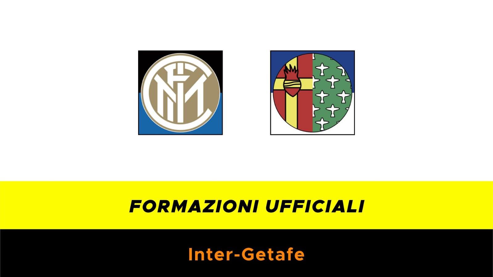Inter-Getafe Streaming Gratis, dove vedere il match delle ...   Inter Getafe
