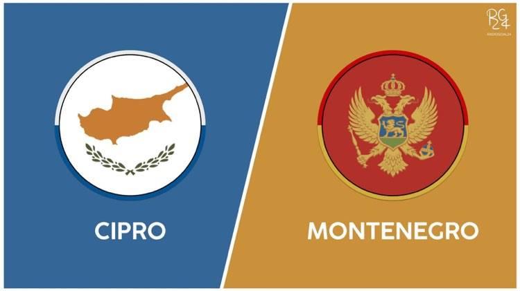 Cipro-Montenegro probabili formazioni