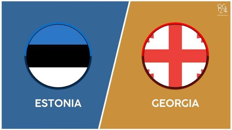 Estonia-Georgia probabili formazioni
