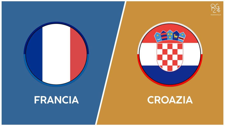 Francia-Croazia probabili formazioni