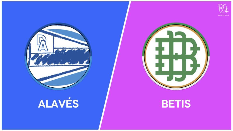Alaves-Betis: probabili formazioni