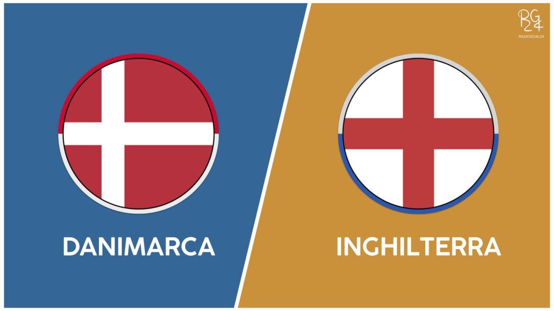 Danimarca-Inghilterra probabili formazioni